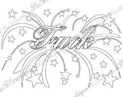 f ck coloring page the swearing words u201cf ck u201d vulgar f ck you