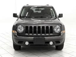 2015 jeep patriot pre owned 2015 jeep patriot high altitude edition sport utility in