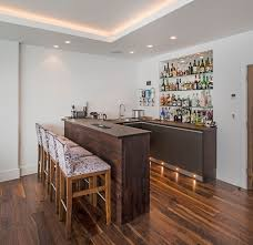home design the game home bar tucked way in the corner of this great games room but