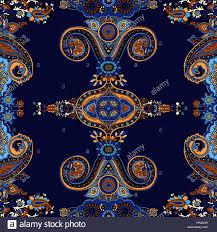 paisley pattern vector seamless kaleidoscope vector paisley pattern ethnic floral motif