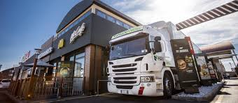 havi and scania help reduce co2 emissions in mcdonald u0027s supply