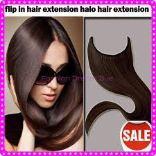 1pc natural black 1b color malaysia hair halo hair extension jet