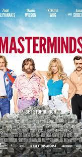 masterminds 2016 imdb