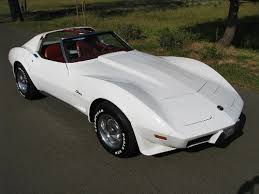 1976 white corvette stingray 1976 corvette stingray 1976 corvette cars and chevrolet