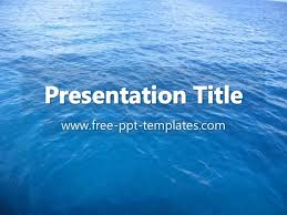 powerpoint templates free download ocean ocean powerpoint background ocean ppt template download texasteam info