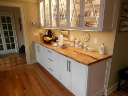 Types Of Kitchen Countertops And Prices Live Edge Wood Countertops In A Very Good Price Modern Countertops