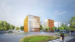 immeuble bureau etude pour un immeuble de bureau à massy 91 projets brunet