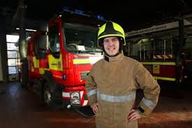 the voice winner stevie mccrorie has gone back to being a fireman
