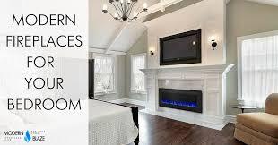 fireplace bedroom modern fireplaces for your bedroom modern blaze