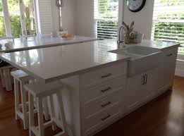 white kitchen island designs seating the large modern and
