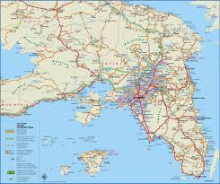 Greece Maps Athens Maps Athens Center Map Airport Map Attica Map Metro Map