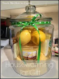 house warming jar gift diy good ideas pinterest gift house