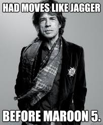 Everything On The Internet Is True Meme - hipster jagger memes quickmeme