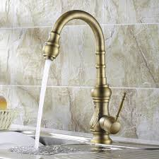 Quality Kitchen Faucet Becola High Quality Kitchen Faucet Antique Bronze Sink Tap Kitchen