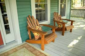 Porch Chair Fall Front Porch Living Rich On Lessliving Rich On Less