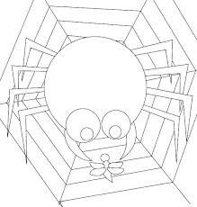 Free Printable Spider Web Coloring Pages For Kids Thaypiniphone Spider Web Coloring Page