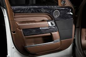 range rover truck interior range rover supercharged gets the ares treatment photo u0026 image gallery