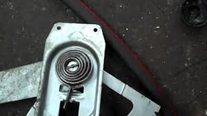 ford transit window regulator removal youtube
