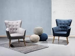 poltrone salotto moderne poltrone singole da soggiorno beliani it