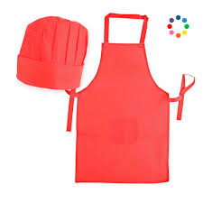 children s apron and hat cheap