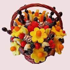 bouquet of fruits 19 best fruit bouquets images on edible bouquets