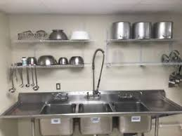3 bay stainless steel sink 3 bay stainless steel sink 80 inch long ebay