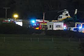 four injured in crash in north northumberland northumberland gazette