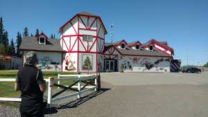 santa claus house north pole ak to alaska and the dempster hwy 2016 u2014 part iv diomede racing