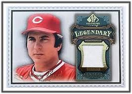 Johnny Bench Fingers Johnny Bench Drscollection Com