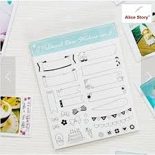 travel diary images Polaroid ver 3 diary notebook planner stickers travel journal home jpg
