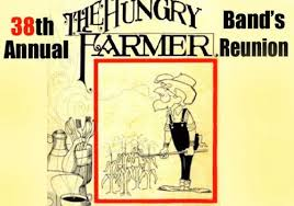 hungry farmer bands annual thanksgiving reunion visit colorado