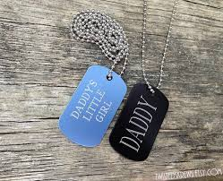 baby dog tags ready to ship black stainless steel engraved dog tag pendant