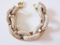 crystal link bracelet images Baublebar pave link bracelet best bracelets jpg