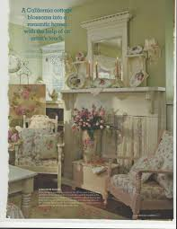 bob u0026 cindy ellis u0027s lovely home featured in romantic country