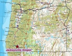 jacksonville oregon a gold town with charm