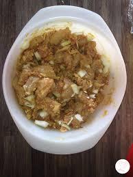 cuisiner des blancs de poulet marinade blanc de poulet au curry recettesansfour com