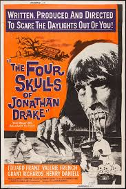 the four skulls of jonathan drake 1959 movie posters to love