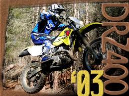 2003 suzuki dr z400e motorcycle usa