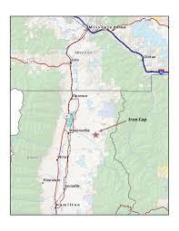 Missoula Montana Map by Bitterroot View Stevensville Montana Ravalli County Property Buy