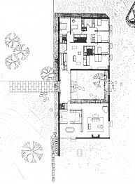 marcel breuer hooper house plan house plans