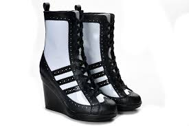womens boots cheap uk the newest white black adidas boots shoes