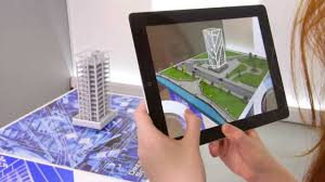 Home Design Virtual Reality by Augmented Reality Technology That Adds Virtual Realism To Real