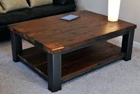 Rustic Accent Table Coffee Tables Rustic Wood U2013 Thewaiverwire Co