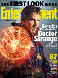 first images of benedict cumberbatch as doctor strange mads