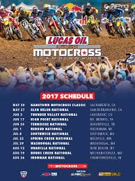 ama atv motocross schedule mdra racing