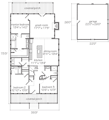 New Floor Plan New Salem Southern Living House Plans