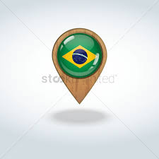 Brizil Flag Brazil Flag Icon Vector Image 1599846 Stockunlimited