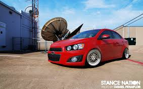 chevy sonic lowered andrew facebook youtube kd5fhw cars