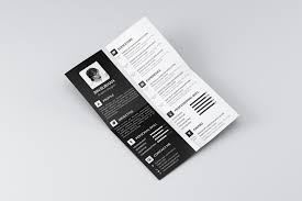Cv Resume Builder Freebie Resume Template With Cv On Behance