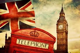 London Flag Photos Other London Vintage British Flag Telephone Big Ben England